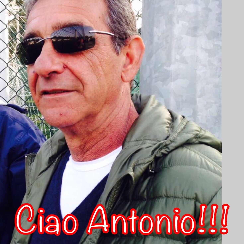 CIAO ANTONIO!!!