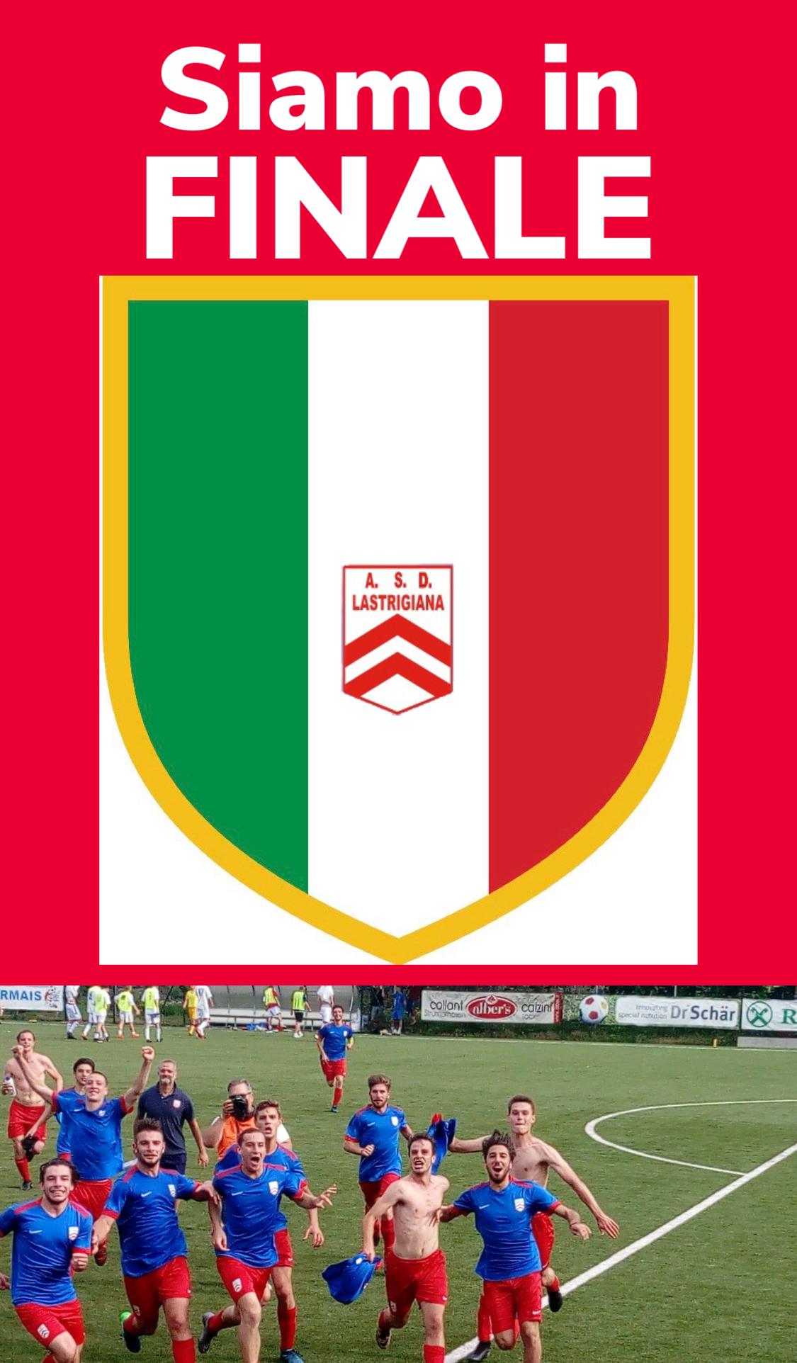 Orgoglio Biancorosso…siamo in finale!!!