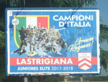 Programma Lastrigiana e Giovani Biancorossi dal 12-10 al 14-10