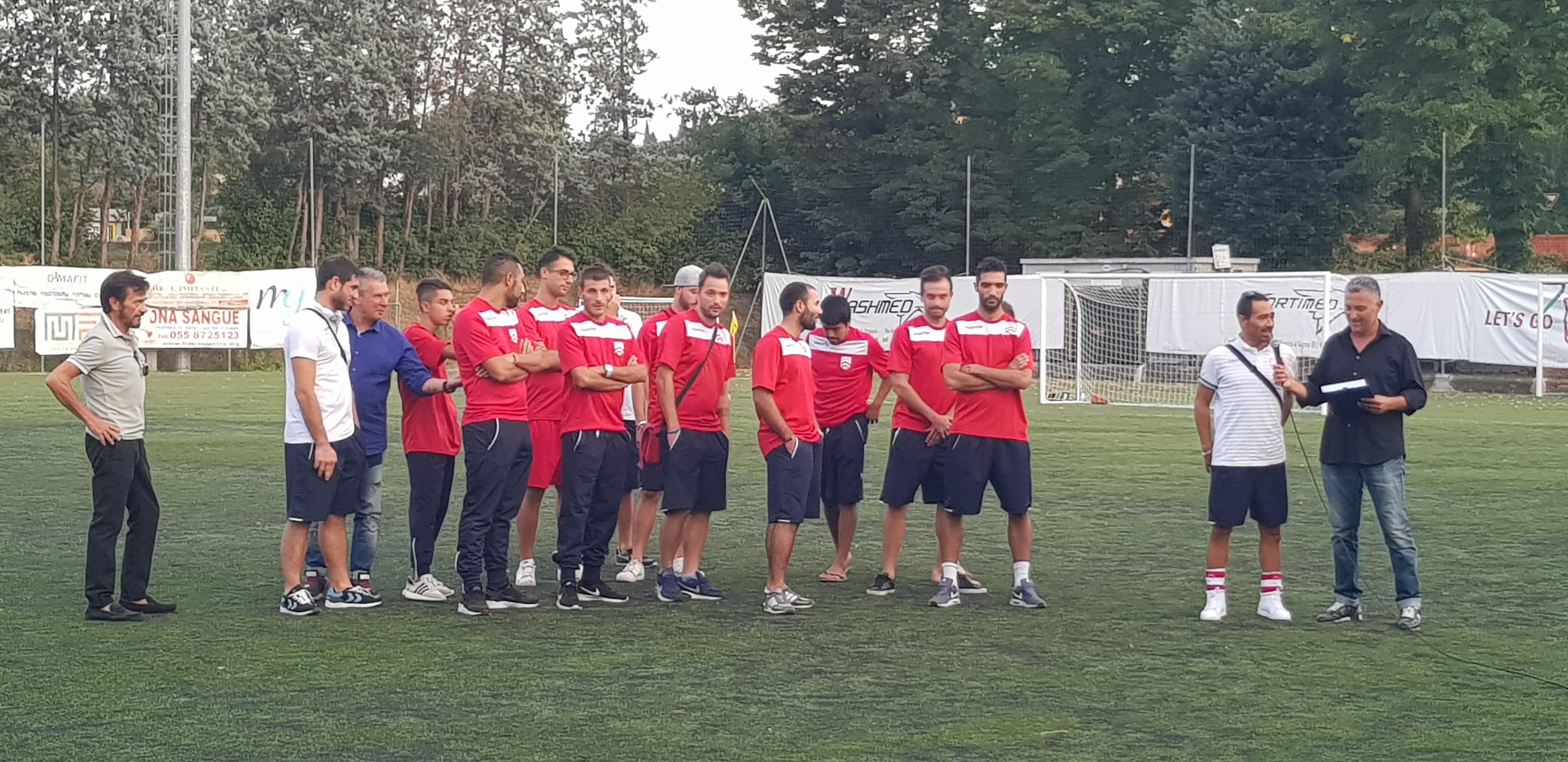 Programma Lastrigiana e Giovani Biancorossi 5-01 e 6-01
