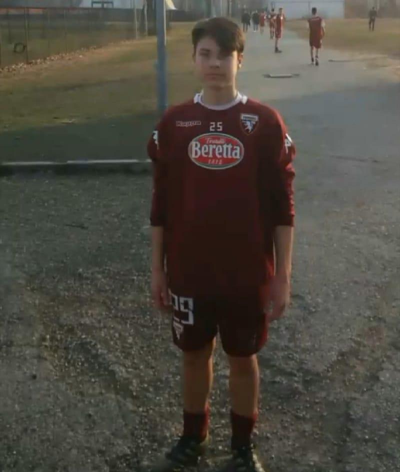 Mattia Leoncini scelto per 3 giorni di prova col Torino FC