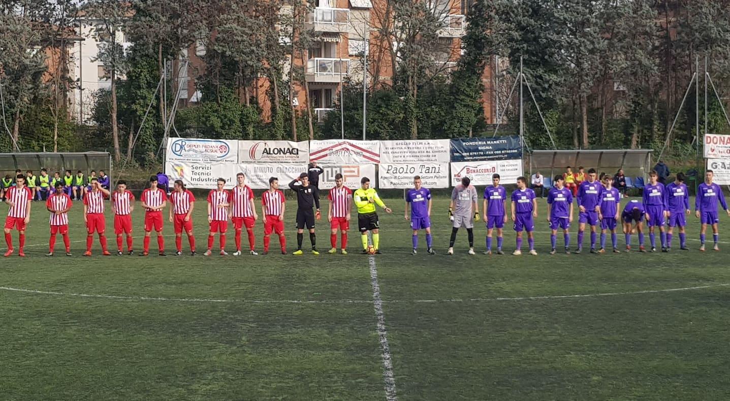 In una partita complicata arriva la vittoria per 3-1 degli Juniores contro la Larcianese
