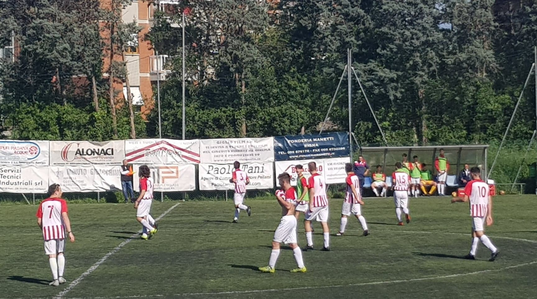 La Lastrigiana pareggia 2-2 col Porta Romana e si qualifica per la Coppa Toscana