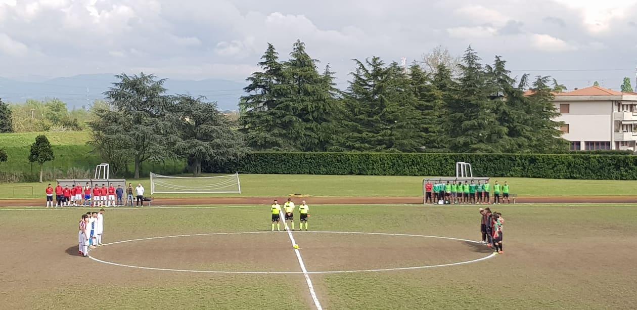 Prima squadra sconfitta 0-1 dal Grassina