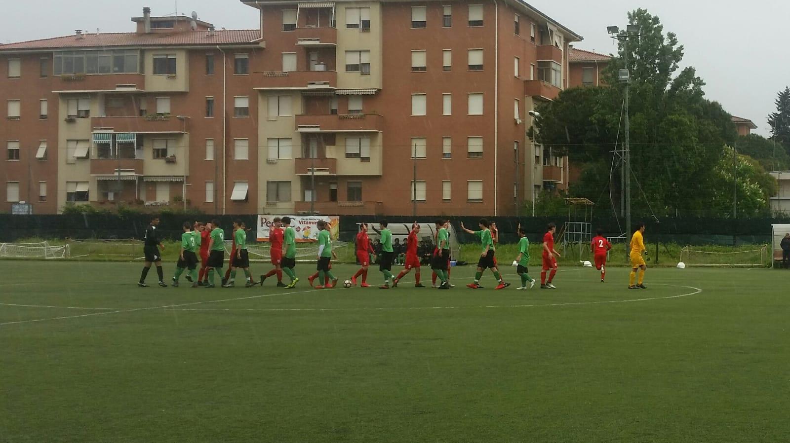 Allievi, una grande prestazione non basta a evitare la sconfitta in trasferta col Pro Livorno