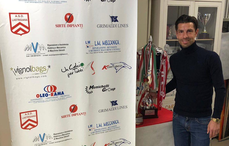 Juri Pucciarelli è il nuovo Direttore Sportivo del settore giovanile della Lastrigiana