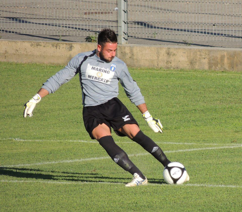 Matteo Muscas è un nuovo giocatore della Prima squadra