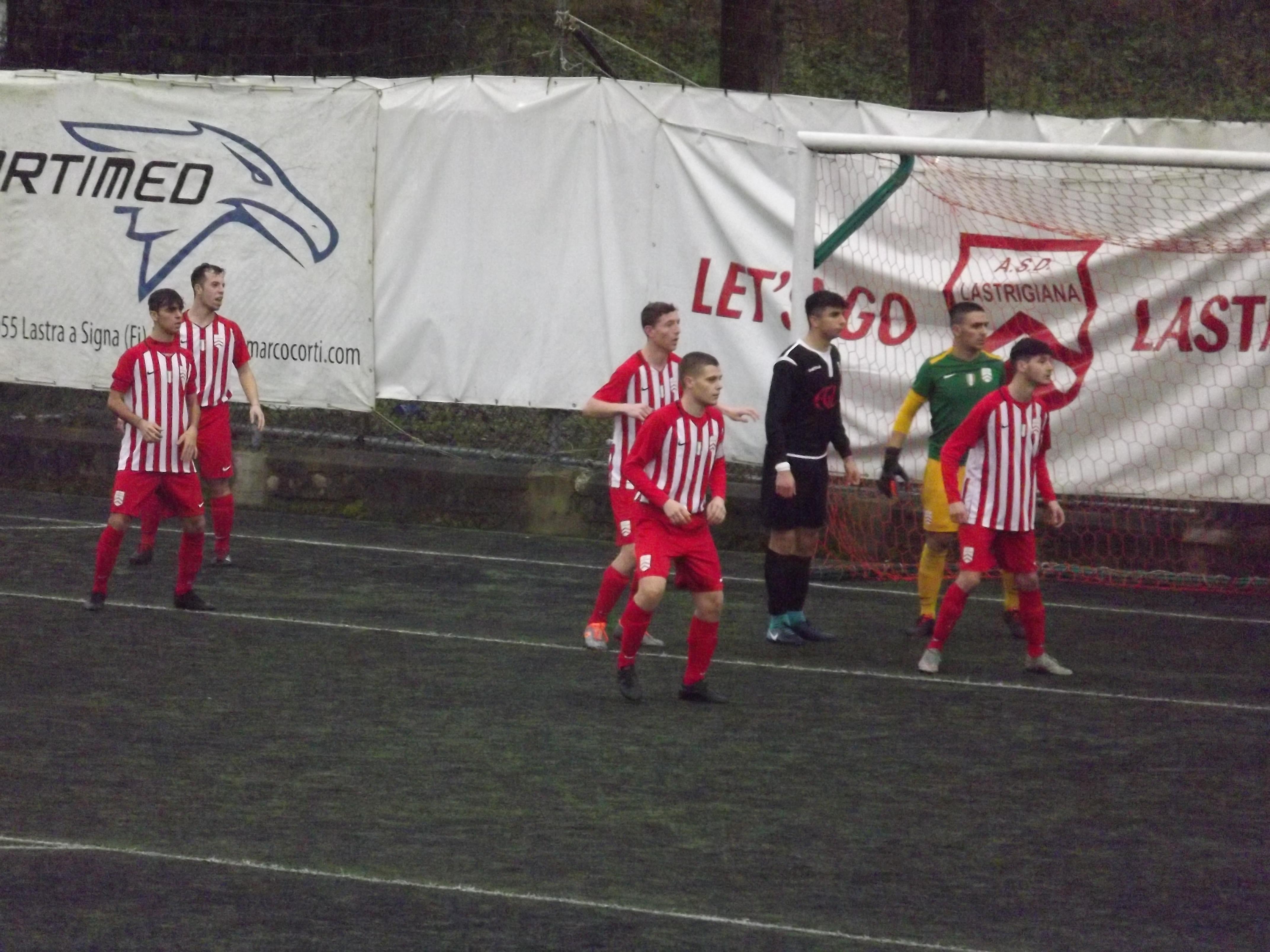 Pareggio per 0-0 contro il Cuoiopelli per la Juniores